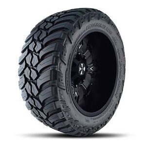 BRAND NEW!!!! AMP Attack M/T 305/55/20 Tires