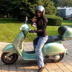 VESPA GT200 Perfect Condition!