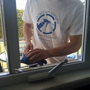 Lavage de vitres complet & Entretien ménager général West Island Greater Montréal image 1