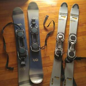 Skis Magic Blade Technologies