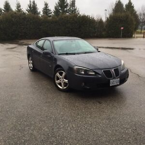 Beautiful Pontiac GXP-reduced $4900