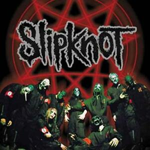 """Slipknot Poster-22"""" x 34'-very good condition"""
