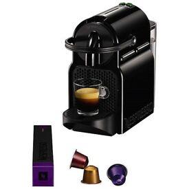 BRAND NEW Magimix Nespresso M 105 Inissia Coffee Machine - Black
