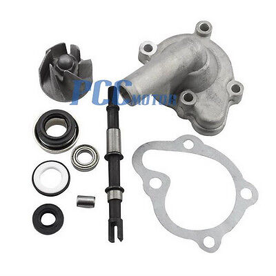 Honda Helix Scooters - WATER PUMP ASSEMBLY HONDA HELIX CN250 ELITE CH250 250CC TOURING SCOOTER M OP17
