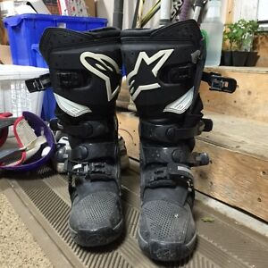 Motocross Boots THOR (mens size 8)