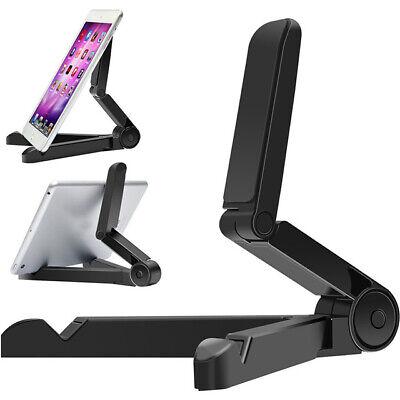 Tablet-Ständer Handyhalter Verstellbar für Smartphone, iPad, Tablet-PC, E-Reader