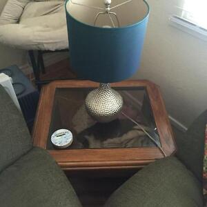 Oak Side Tables-REDUCED-MUST GO!