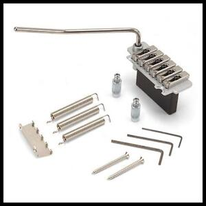 Wilkinson/Gotoh VS-100N Tremolo Bridge for American Standard Strat - Chrome