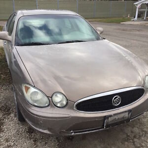 Reliable 2006 Buick Allure Sedan