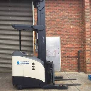 Crown RD 5200 Series RD5280 Reach Forklift Clayton South Kingston Area Preview