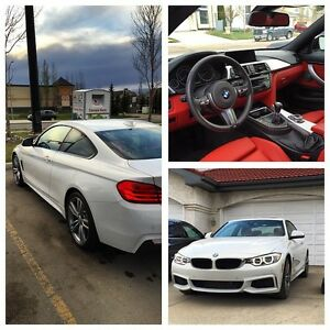 2014 BMW 435i X-Drive M-Sport Coupe (AWD, TURBO, 6-SPEED)