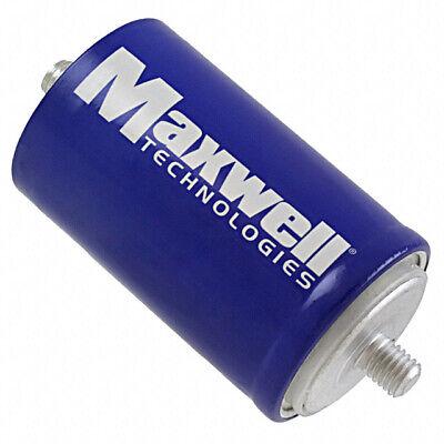 Maxwell 2000f 2.7v Bcap2000 Super Capacitor Ultracapacitor Supercap Bus Bar