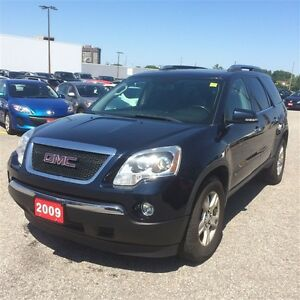 2009 GMC Acadia **LOADED LUXURY** SLT