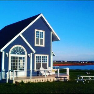 PEI Waterfront Cottages in Darnley