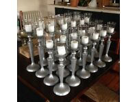 Wedding Decor - Perfect for DIY wedding or any other Party - candle holders, votives, and more