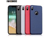 APPLE IPHONE X/7/8/6 ALL CASES- BULK - CAN DELIVER