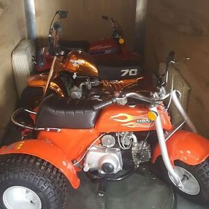 honda z50 new used motorcycles for sale in ontario. Black Bedroom Furniture Sets. Home Design Ideas