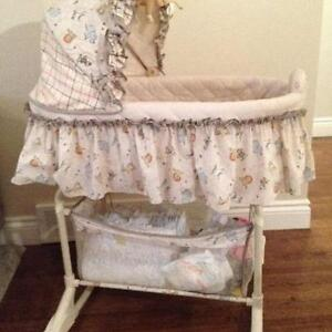 Bassinet Animal Theme