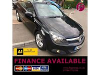 39k MILES!! Vauxhall Astra Sport TwinTop 1.6 2dr - Only 2 Owners!