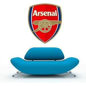 Arsenal Wall Sticker Logo Removable Vinyl Soccer Decal ...
