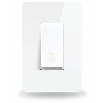 (2 Packs Combo) TP-Link Wi-Fi Enabled Smart Light Switch HS200