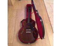 Antoria Rock Star semi acoustic electric guitar