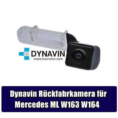 Fahrzeugspezifische Rückfahrkamera für Mercedes ML W163 W164