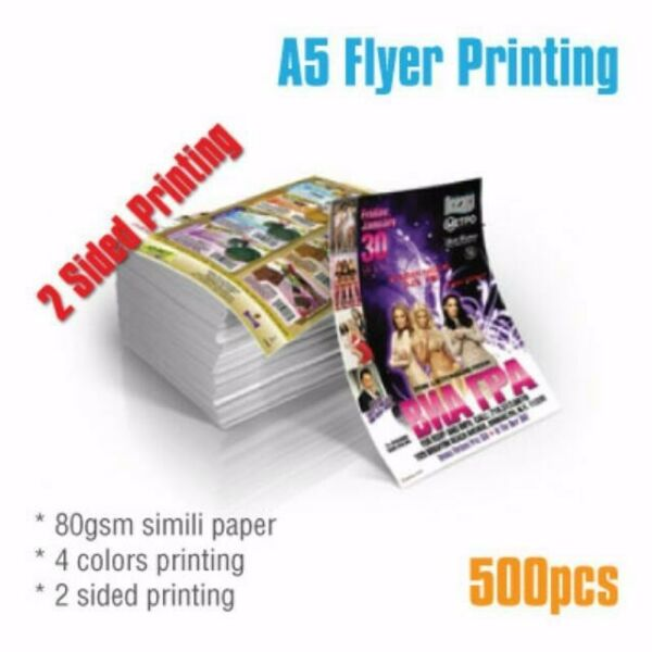 Cheapest Flyer Printing In Singapore