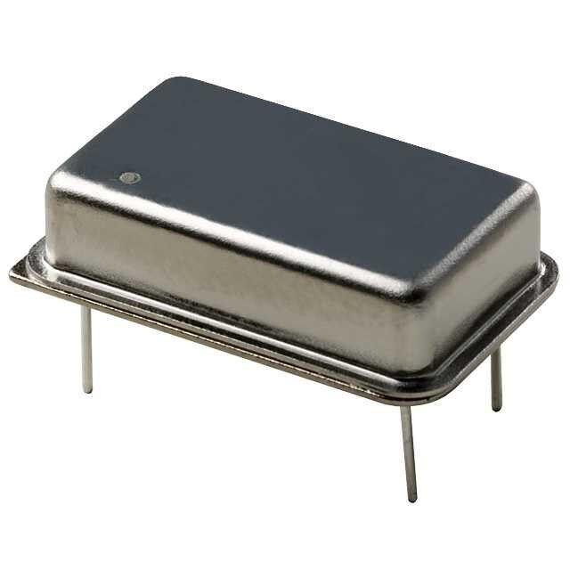 1MHz Full Can Crystal Oscillator