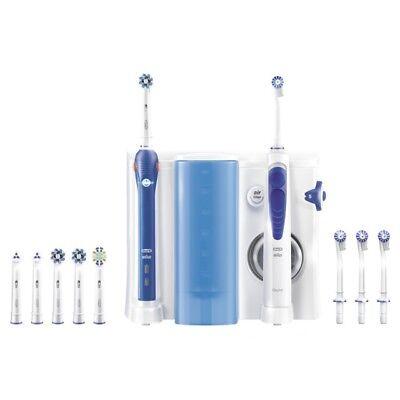 Braun Oral-B ProfCare Center PRO 3000 mit Zahnbürste + Munddusche Oxyjet neu/OVP