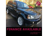 Range Rover SPORT 3.6 TDV8 - 1 Owner+FULL MAIN DEALER History+Long NO Advisory MOT+1 YEARS Warranty