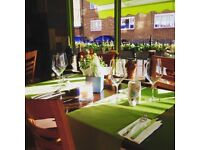 Friendly Waiter/ Waitress needed for Italian Restauran/good knowledge English