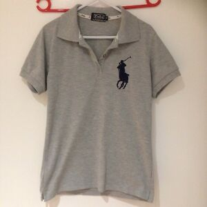 Ralph Lauren Grey T-shirt Tarneit Wyndham Area Preview