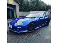 Toyota Supra 1999 N/A Auto