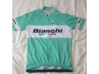 Nalini Bianchi Celeste S/S Jersey - Excellent Condition