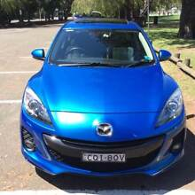 2012 Mazda Mazda3 Sedan sp 25 fully optioned in as new condition! Manly Vale Manly Area Preview