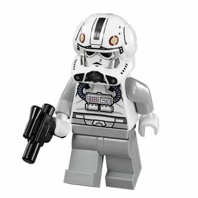 Lego Star Wars V -Wing Pilot Minifigure (+ pistol) ONLY split from set 75039