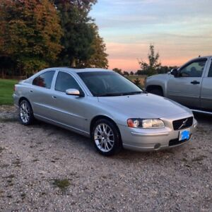 REDUCED! 2005 Volvo S60 T5