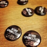 Custom Pins or Buttons - Great for Band Merch