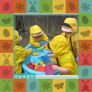 Muddy Buddy Yellow 1-Piece Rainsuits