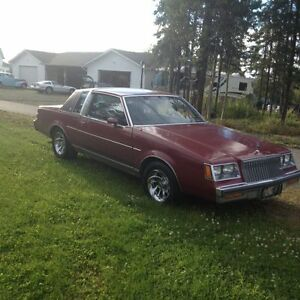 1983 Buick Regal Coupe (2 door)