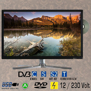 5in1 LED Fernseher TV 22