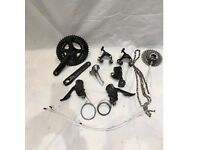 Bike parts full shimano 105 11 speed groupset