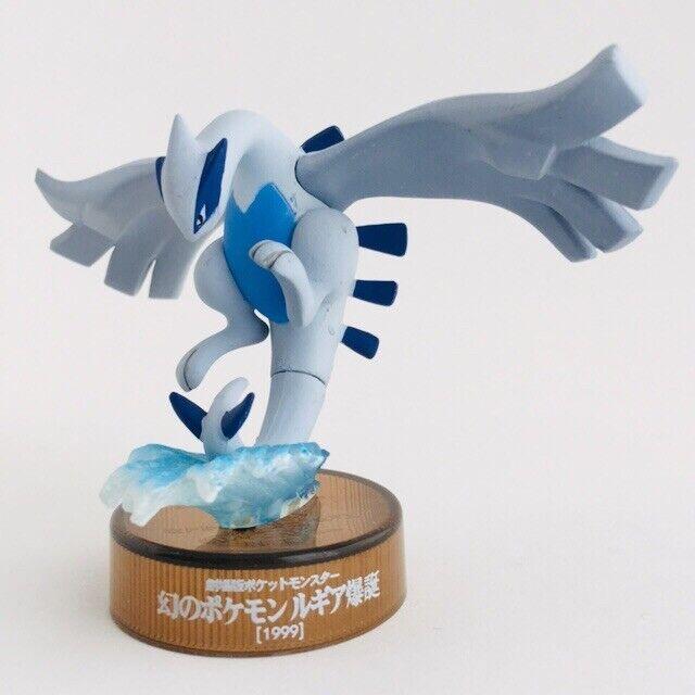 Pokémon Lugia Mini Figure 2007 NINTENDO JAPAN KAIYODO Revelation Lugia