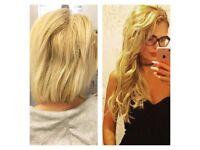 Micro Ring Hair Extensions - Ossett, Wakefield, Leeds, West Yorkshire, Huddersfield, Dewsbury