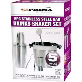 Shaker Prima set
