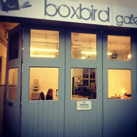 SHARED STUDIO SPACE WITH SCREEN PRINTING FACILITIES - 1 GOOD SIZE SPACE AVAILABLE IN HOVE