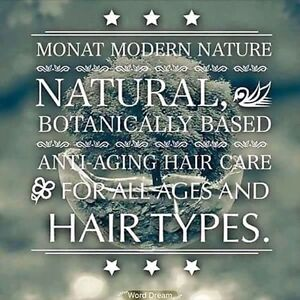 We are modern nature! The only shampoo you will ever need!