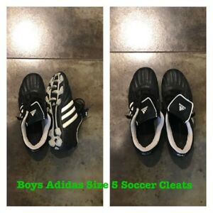Youth Adidas Soccer cleats size 5