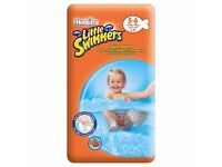 Huggies Little Swimmers Size 5-6 _three pack for 6 £s